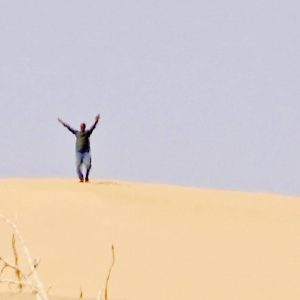 Appel dans le désert